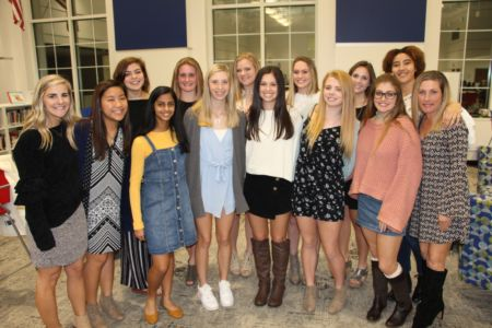 Varsity Girls 2019!