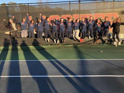 Varsity Girls beat Lassiter 5-0